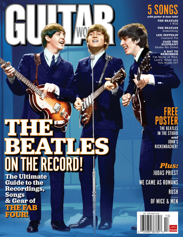 Guitar World - Hol-11 - The Beatles - NewBay Media Online Store