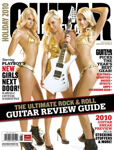 Review Guide 2010 - New Girls Next Door