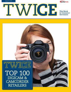 TWICE Top 100 Digicam & Camcorder Retailers - August 6, 2012