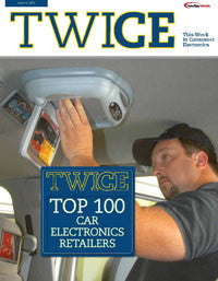 TWICE Top 100 Car Electronics Retailers - June 4, 2012