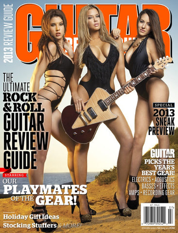 Guitar World - 2013 Guitar Review Guide