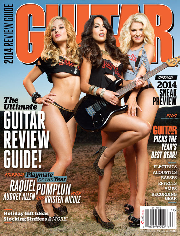 Guitar World - 2014 Guitar Review Guide - NewBay Media Online Store