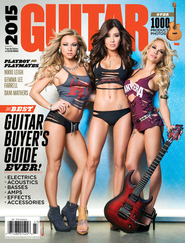 Guitar World Buyer's Guide 2015