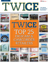 TWICE Top 25 Digital Camera Retailers- June 20, 2011