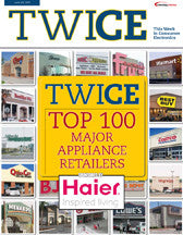TWICE Top 100 Major Appliance Retailers Report - June 20, 2011