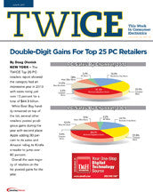 TWICE Top 25 PC Retailer Rankings- June 6, 2011