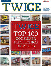 TWICE Top 100 Consumer Electronics Retailers Report - May 23, 2011