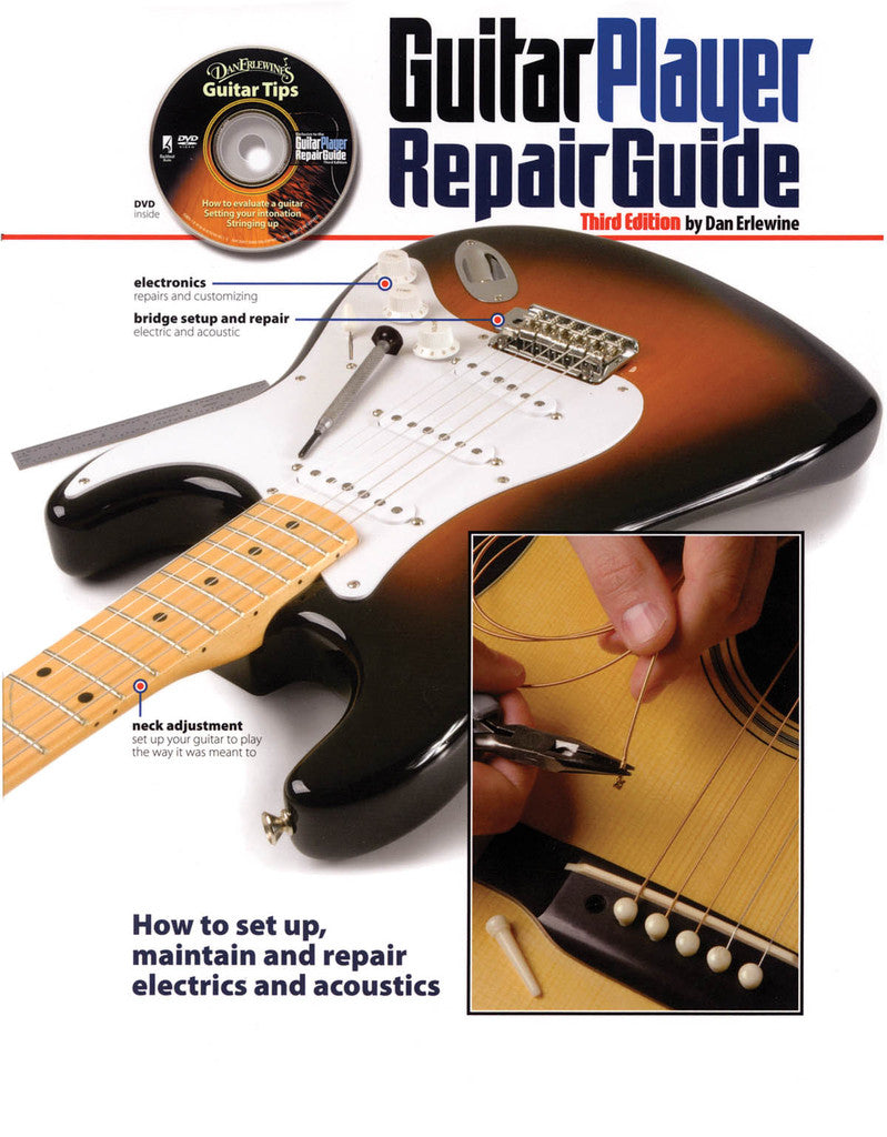 The Guitar Player Repair Guide