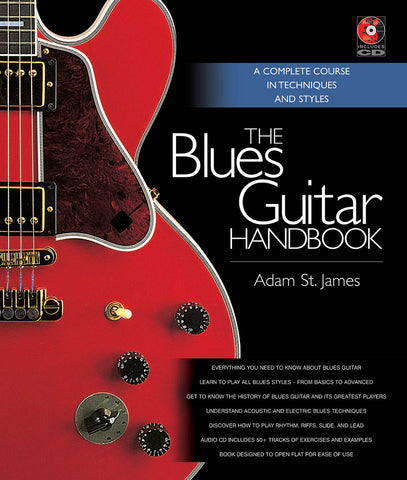 The Blues Guitar Handbook