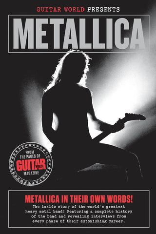 Guitar World Presents Metallica - NewBay Media Online Store