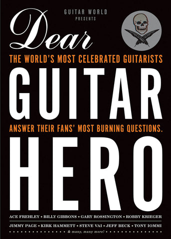 Guitar World Presents Dear Guitar Hero - NewBay Media Online Store