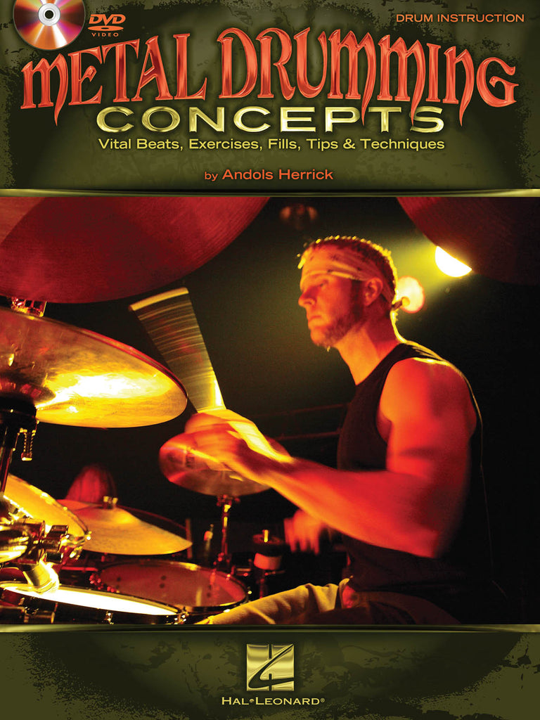 Metal Drumming Concepts