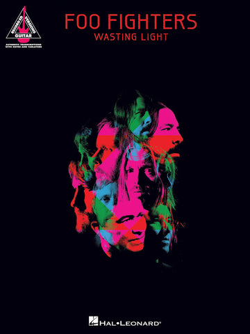 Foo Fighters - Wasting Light SONGBOOK
