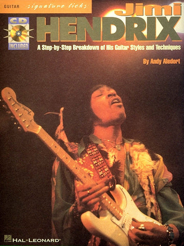 Jimi Hendrix - Signature Licks - NewBay Media Online Store