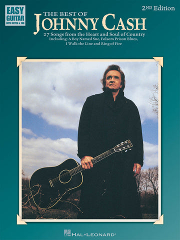 The Best of Johnny Cash SONGBOOK
