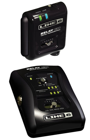 Relay(TM) G30 Wireless System