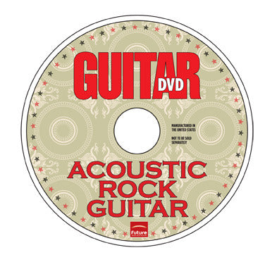 How to Play Acoustic Rock Guitar for Beginners DVD