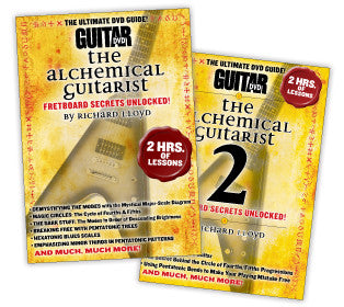The Alchemical Guitarist DVD Combo Pack