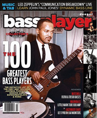 Bass Player - February 2017 - The 100 Greatest Bass Players