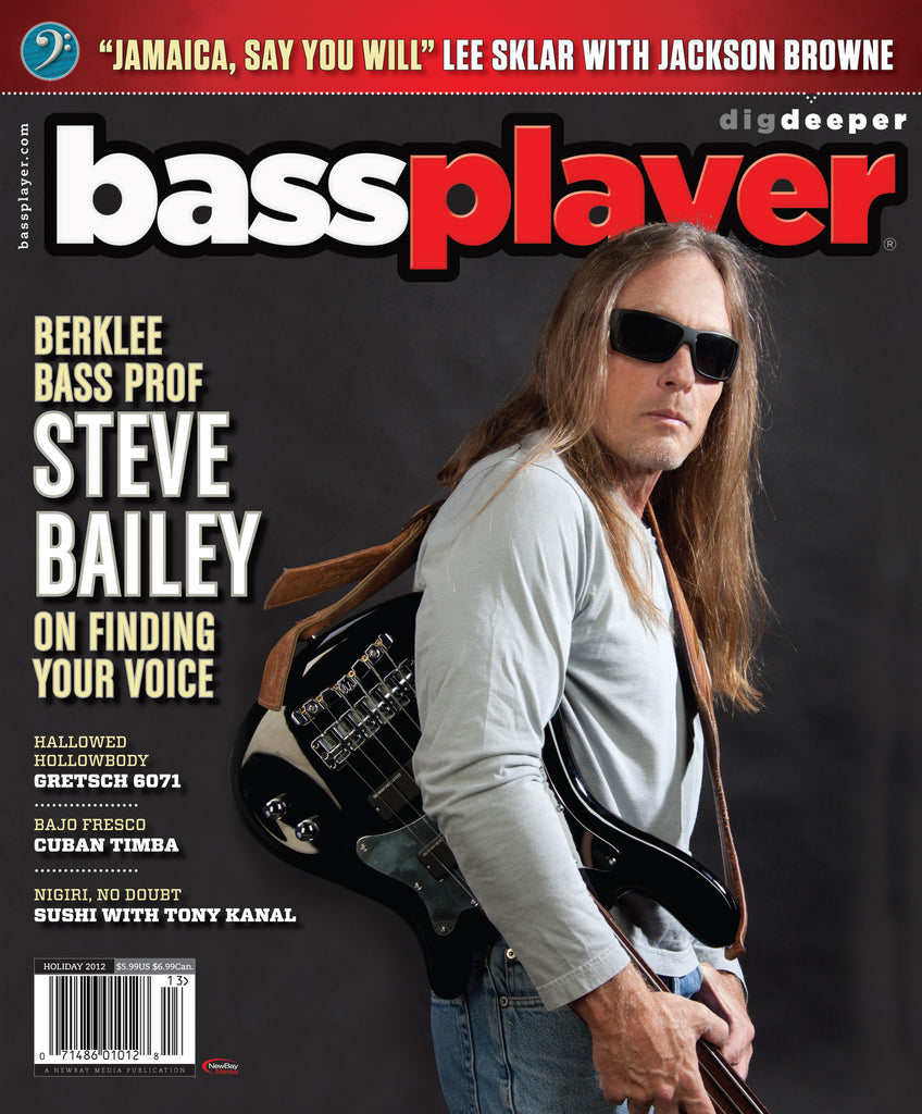 BassPlayer - Holiday - 2012 - NewBay Media Online Store