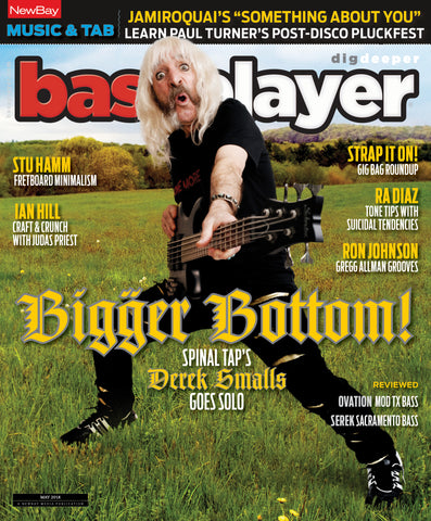 Bass Player - May18 - Derek Smalls