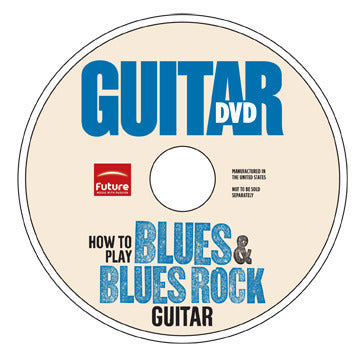 How to Play Blues and Blues Rock Guitar for Beginners DVD