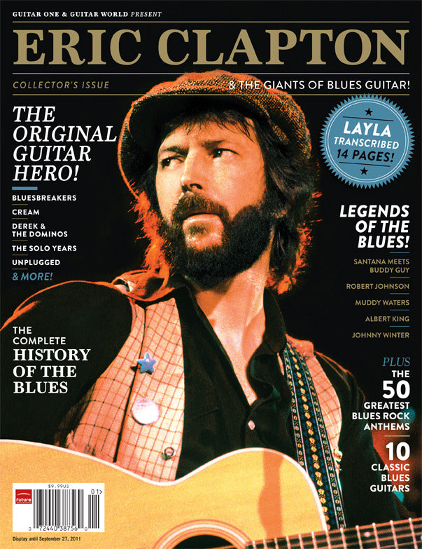 Guitar Legends - Eric Clapton & the Giants of Blues Guitar