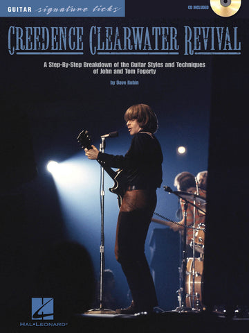 Creedence Clearwater Revival A Step-by-Step Breakdown - NewBay Media Online Store