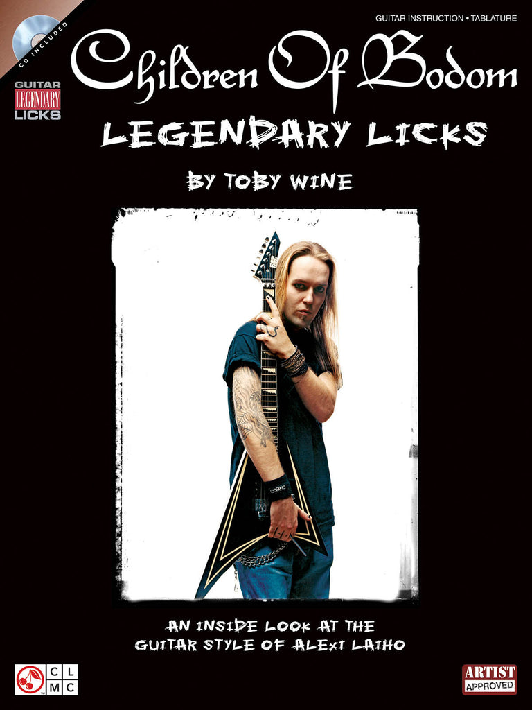 Children of Bodom – Legendary Licks - NewBay Media Online Store