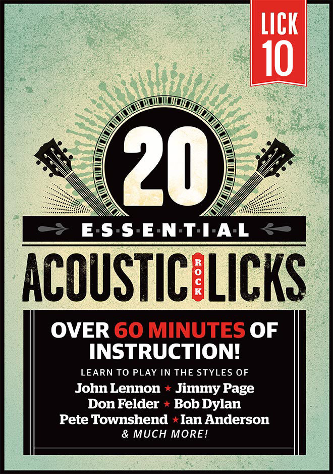 Lick 10 – Delta Blues-style Lick in G - NewBay Media Online Store