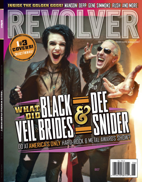 Revolver-May/June 2012-Golden Gods