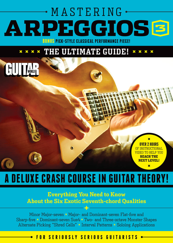Chapter 6: Two-notes-per-string Patterns - NewBay Media Online Store