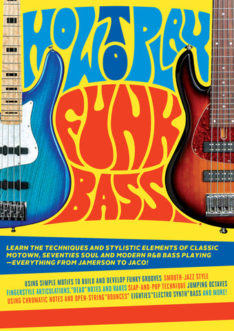"""Chapter 1 Introduction – Basics of Building a Funk Bass Line"""