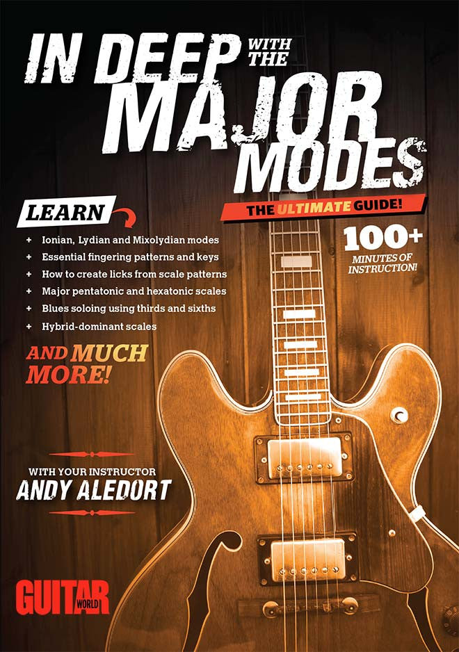 Chapter 7: Blues Soloing with the Mixolydian Mode - NewBay Media Online Store