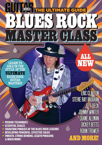 Chapter 12: Stevie Ray Vaughan-style Soloing