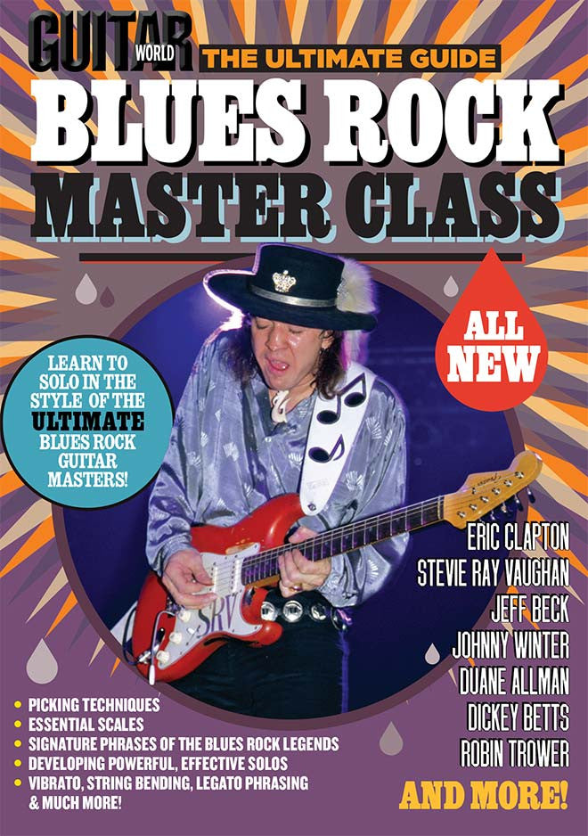 Blues Rock Master Class - TABS ONLY - NewBay Media Online Store