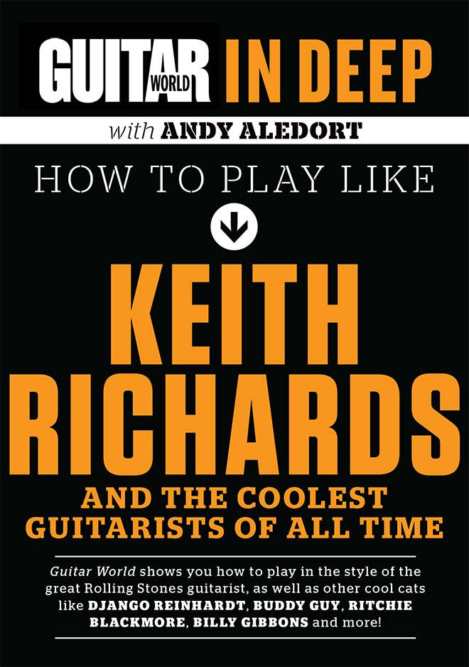 Chapter 1: How to Sound Like Keith Richards Without Detuning - NewBay Media Online Store