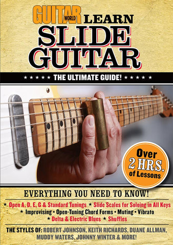 Learn Slide Guitar - NewBay Media Online Store