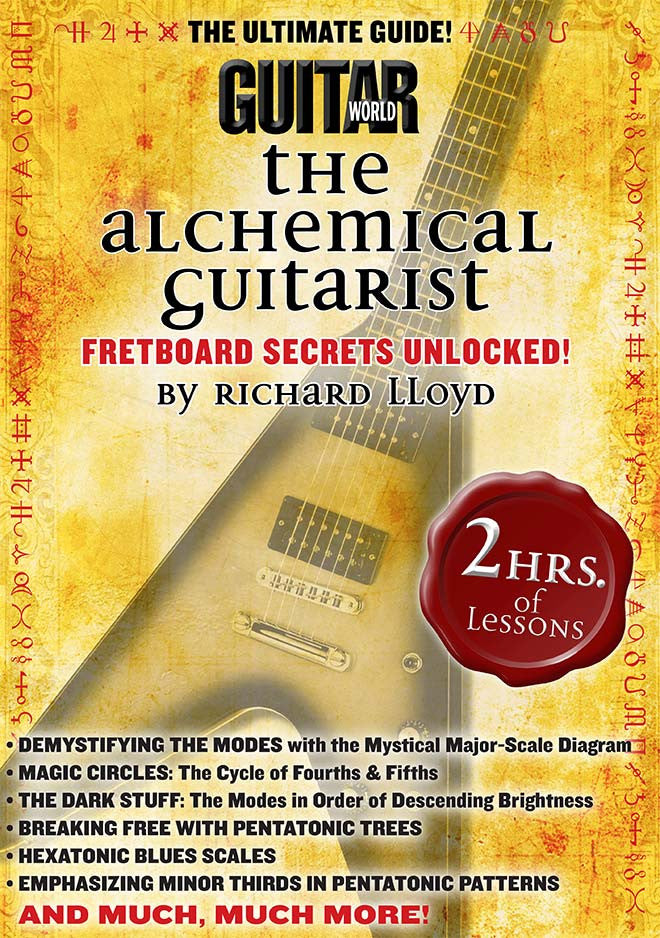 Chapter 2: Skeleton Key – Unlocking the Modes with the Mystical Major-scale Diagram - NewBay Media Online Store