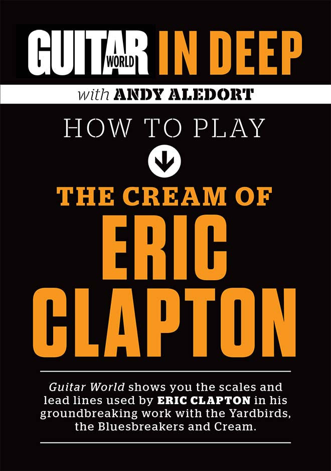 Chapter 1: Vintage Eric Clapton Soloing, Part 1 - NewBay Media Online Store