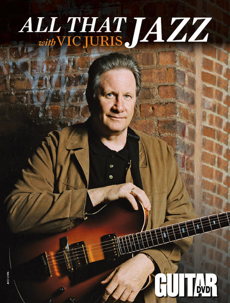 Vic Juris - All That Jazz DVD