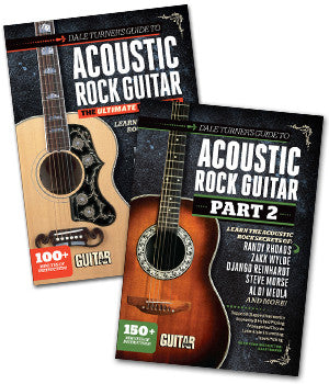 Acoustic Rock Guitar DVD Combo Pack - NewBay Media Online Store
