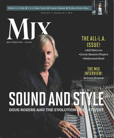 MIX - October 2014 - Sound and Style - NewBay Media Online Store
