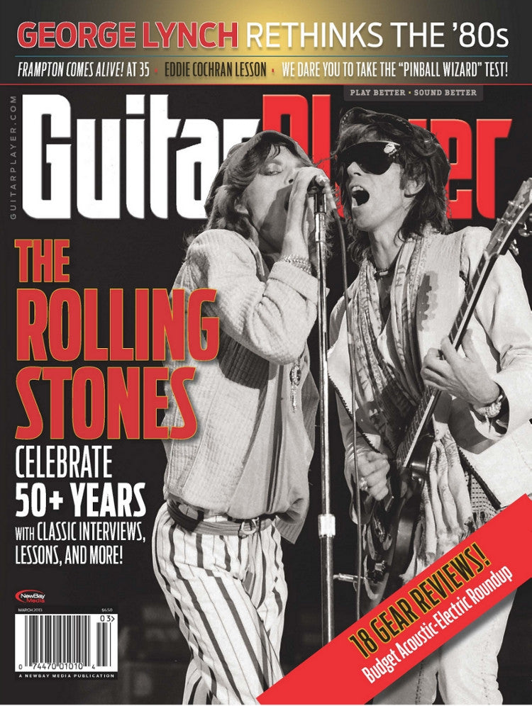 Guitar Player - March 2013 - Rolling Stones