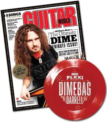 Guitar World - February 15 - The Ultimate Dime Tribute Issue!