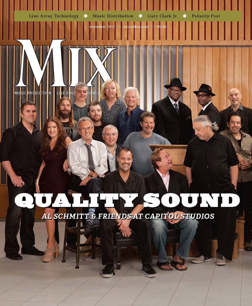MIX - November- 2012 -Quality Sound