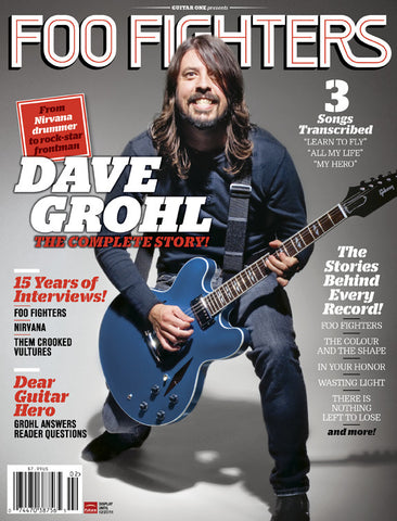 Guitar Legends - Foo Fighters