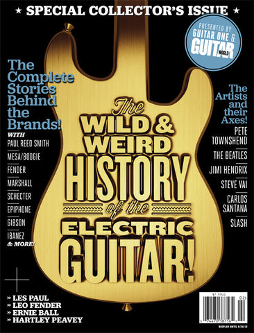 Guitar Legends - The Wild & Weird History of the Electric Guitar