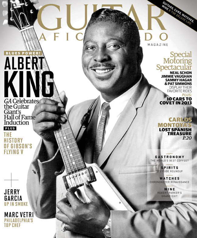 Guitar Aficionado - Mar/Apr - 2013 Albert King