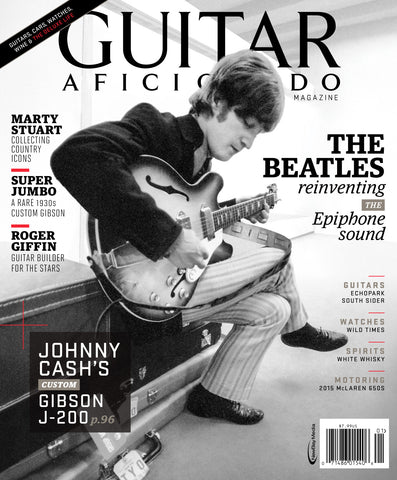 Guitar Aficionado - January/February- 2015 - The Beatles & Epiphone